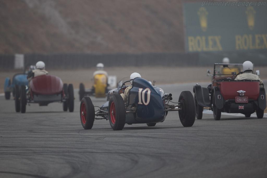 Sparks Thorne Little Six  - Entrant / Driver Joseph Freeman  - 2016 Monterey Motorsports Reunion