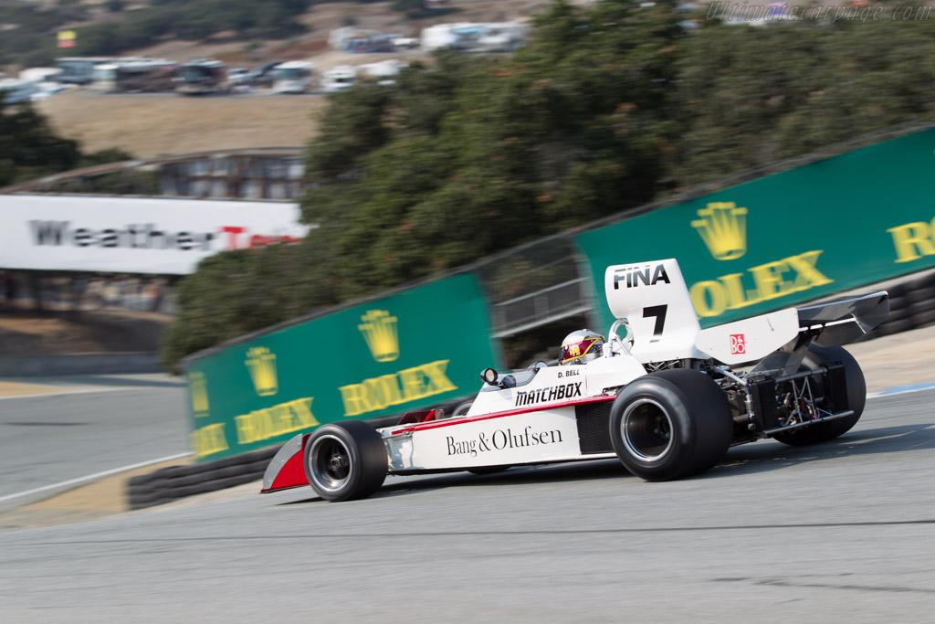Surtees TS16 Cosworth - Chassis: TS16/05 - Driver: Harindra de Silva  - 2016 Monterey Motorsports Reunion