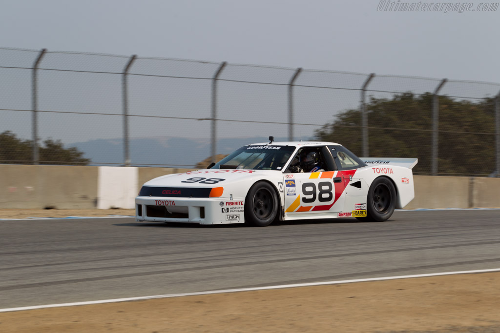 Toyota Celica  - Chassis: 86T-002 - Driver: Eric Edenholm  - 2016 Monterey Motorsports Reunion