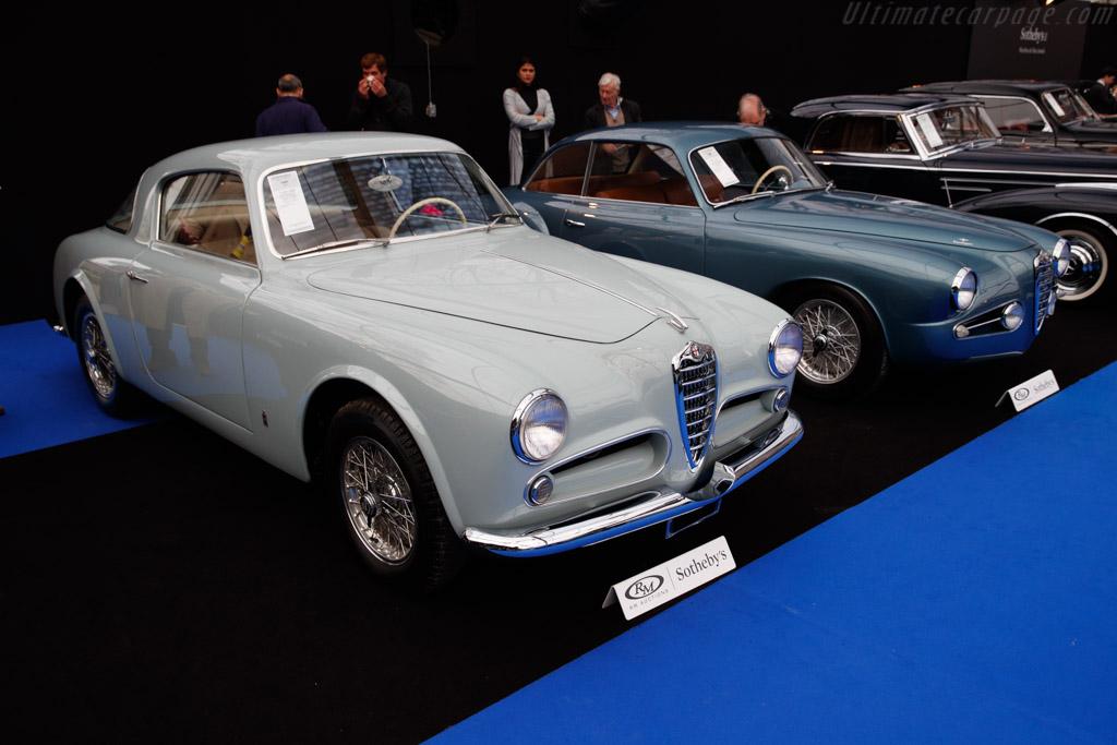 Alfa Romeo 1900 C Pinin Farina Coupe - Chassis: AR1900C 01507   - 2019 Retromobile