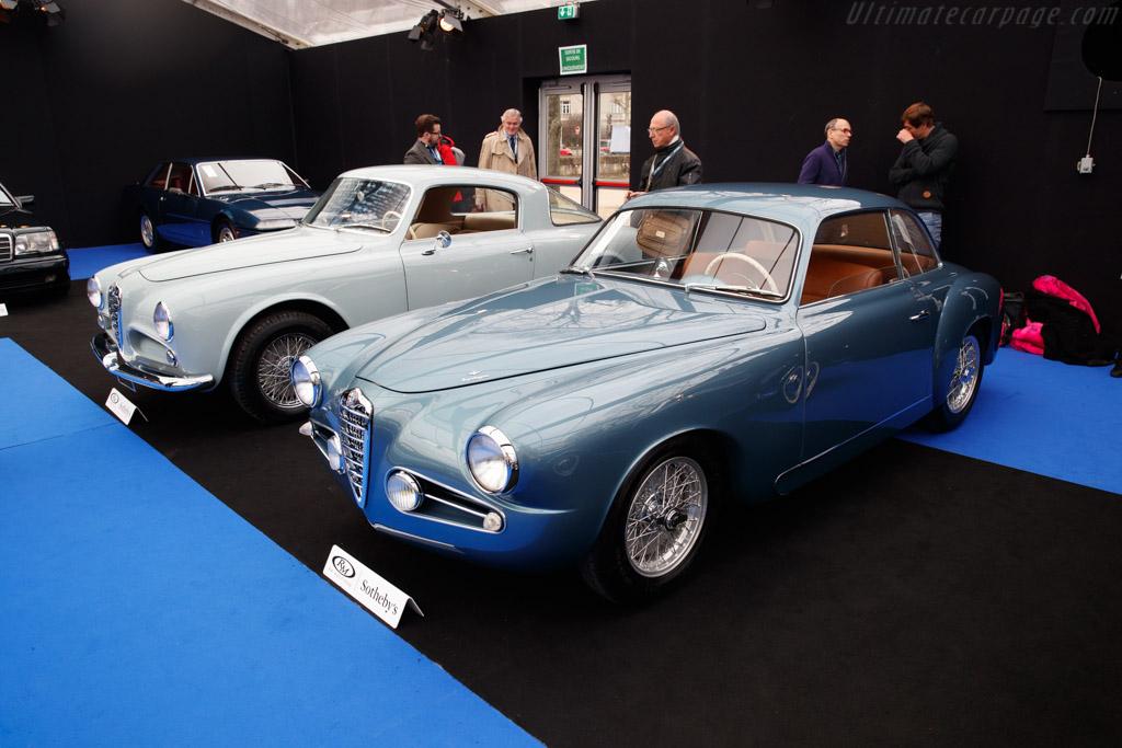 Alfa Romeo 1900C SS Touring Coupe - Chassis: AR1900C 01788  - 2019 Retromobile