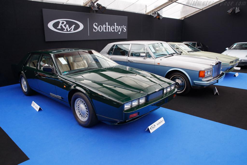 Aston Martin Lagonda Series 4 - Chassis: SCFDL01SJLTL13623   - 2019 Retromobile