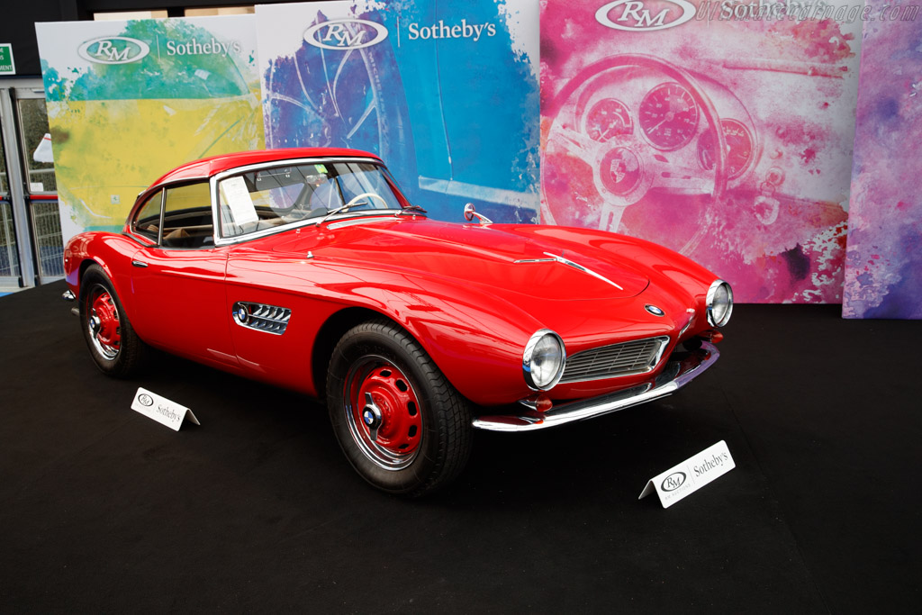 BMW 507 Roadster - Chassis: 70241   - 2019 Retromobile