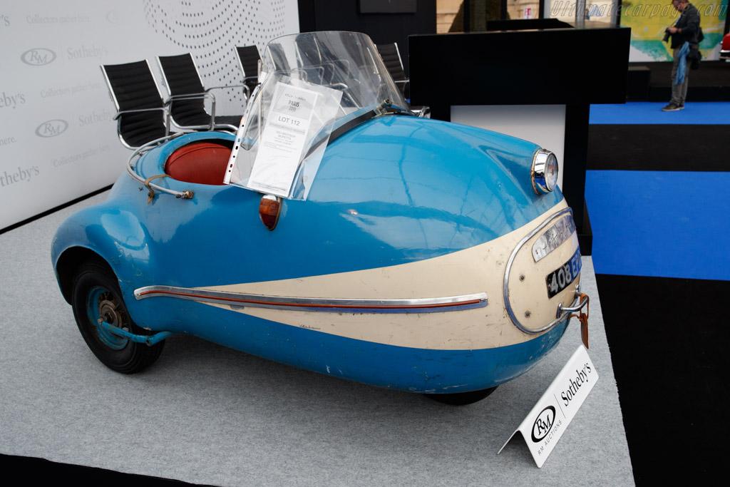 Brütsch Mopetta - Chassis: 482/226267  - 2019 Retromobile