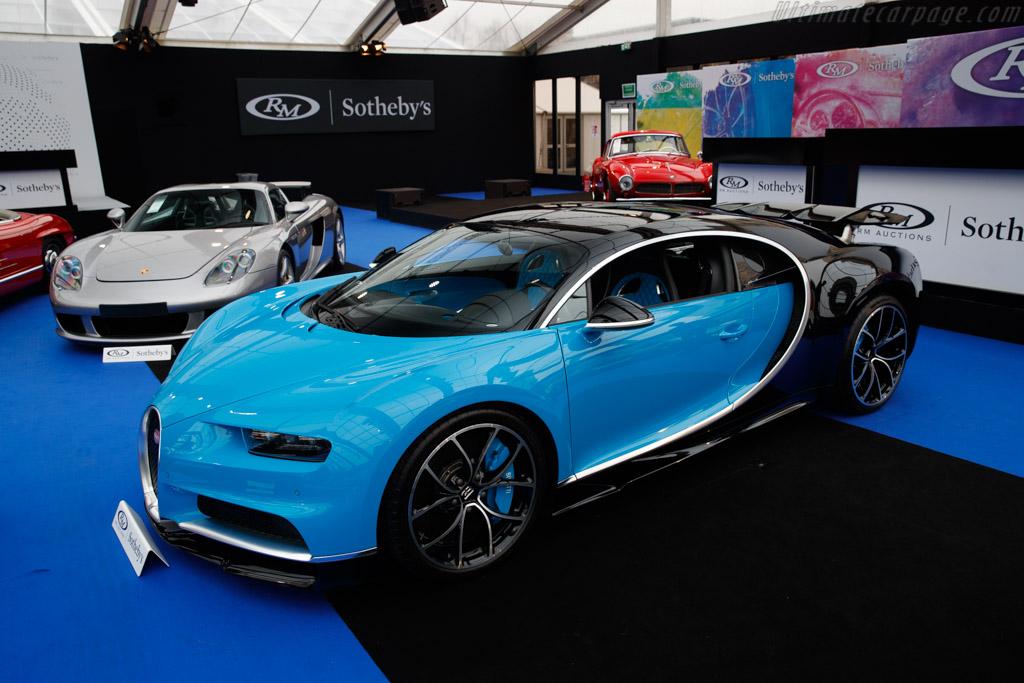 Bugatti Chiron - Chassis: VF9SP3V33JM795060  - 2019 Retromobile