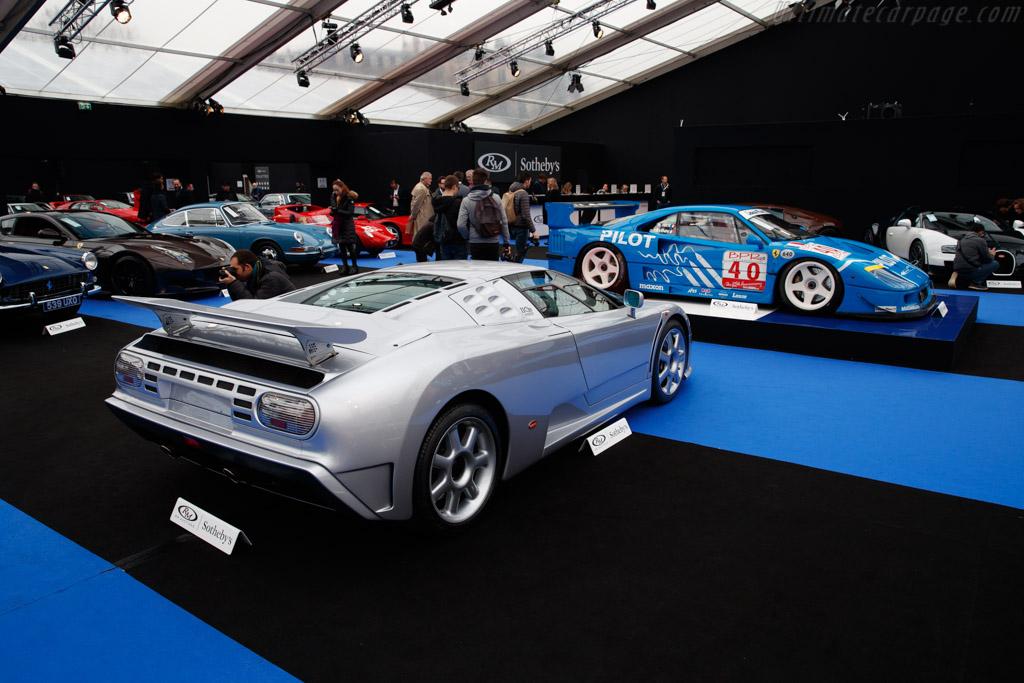 Bugatti EB110 SS - Chassis: ZA9BB02E0RCD39012   - 2019 Retromobile