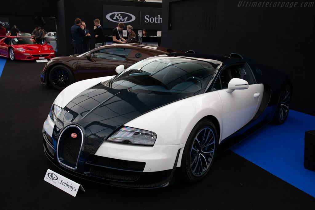Bugatti Veyron 16.4 Grand Sport Vitesse - Chassis: VF9SV25274M795073   - 2019 Retromobile