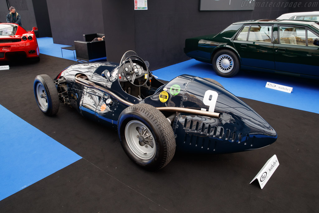 Connaught A-Series - Chassis: A6  - 2019 Retromobile