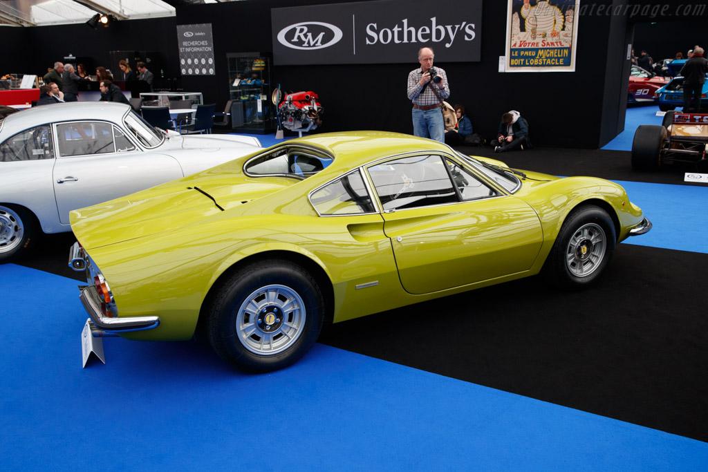 Ferrari 246 Dino GT - Chassis: 01406  - 2019 Retromobile