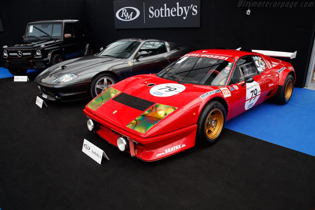 Ferrari 512 BB Competizione - Chassis: 31159   - 2019 Retromobile