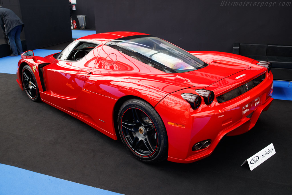 Ferrari Enzo - Chassis: 138355  - 2019 Retromobile