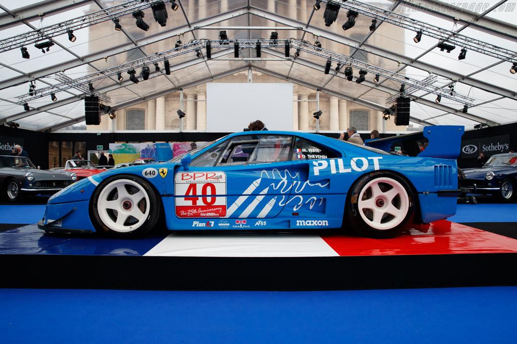 Ferrari F40 LM - Chassis: 74045  - 2019 Retromobile