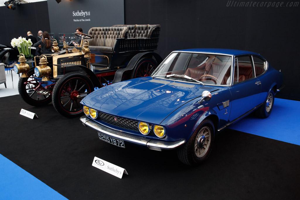 Fiat Dino Coupe - Chassis: 135AC0002476   - 2019 Retromobile