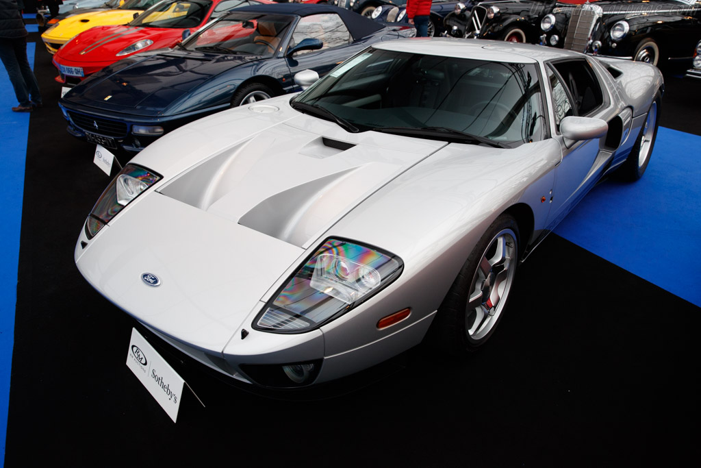 Ford GT - Chassis: 1FAFP90S05Y400666  - 2019 Retromobile