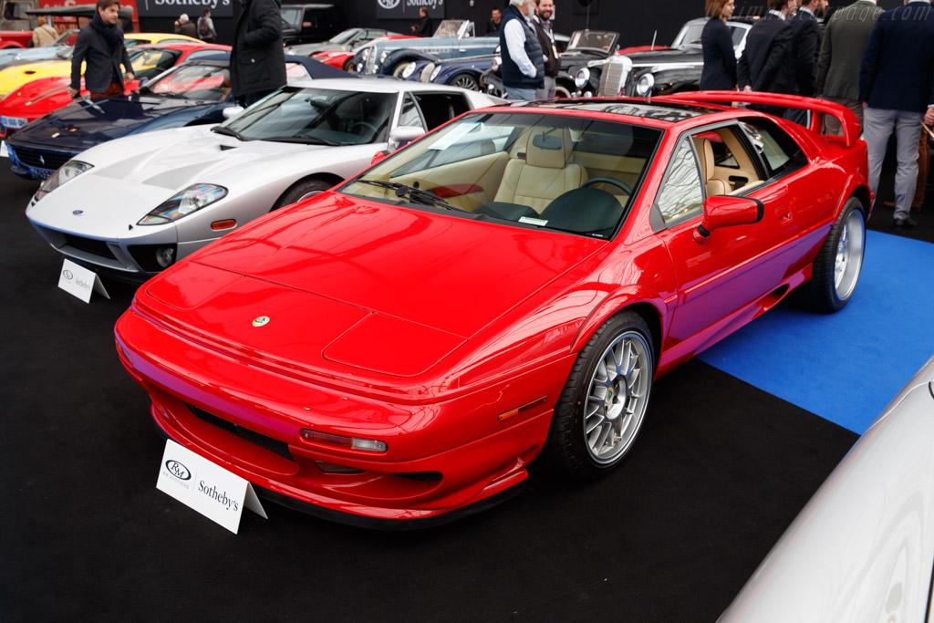 Lotus Esprit V8 25th Anniversary - Chassis: SCCDC08252HA10379   - 2019 Retromobile