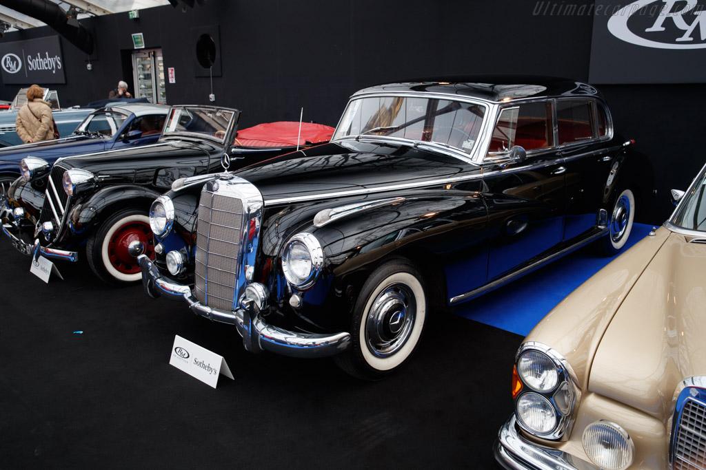 Mercedes-Benz 300 C Sedan - Chassis: 186.016.5500140   - 2019 Retromobile