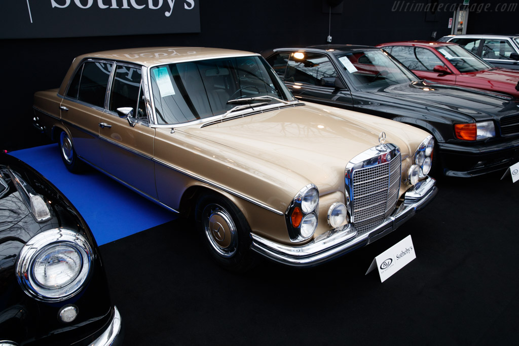 Mercedes-Benz 300 SEL 6.3 Saloon - Chassis: 109.018.12.002268  - 2019 Retromobile
