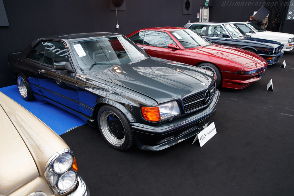Mercedes-Benz 560 SEC AMG 6.0 Wide-Body - Chassis: WDB1260451A455326  - 2019 Retromobile