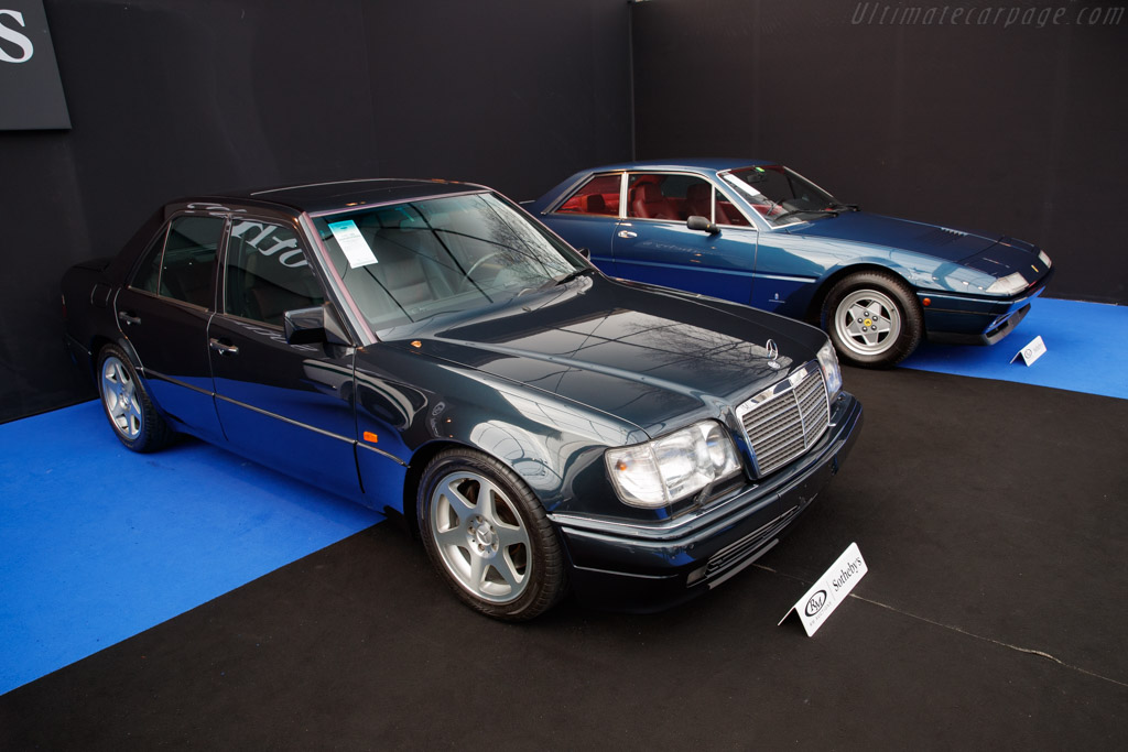Mercedes-Benz E 500 Limited - Chassis: WDB1240361C160081   - 2019 Retromobile