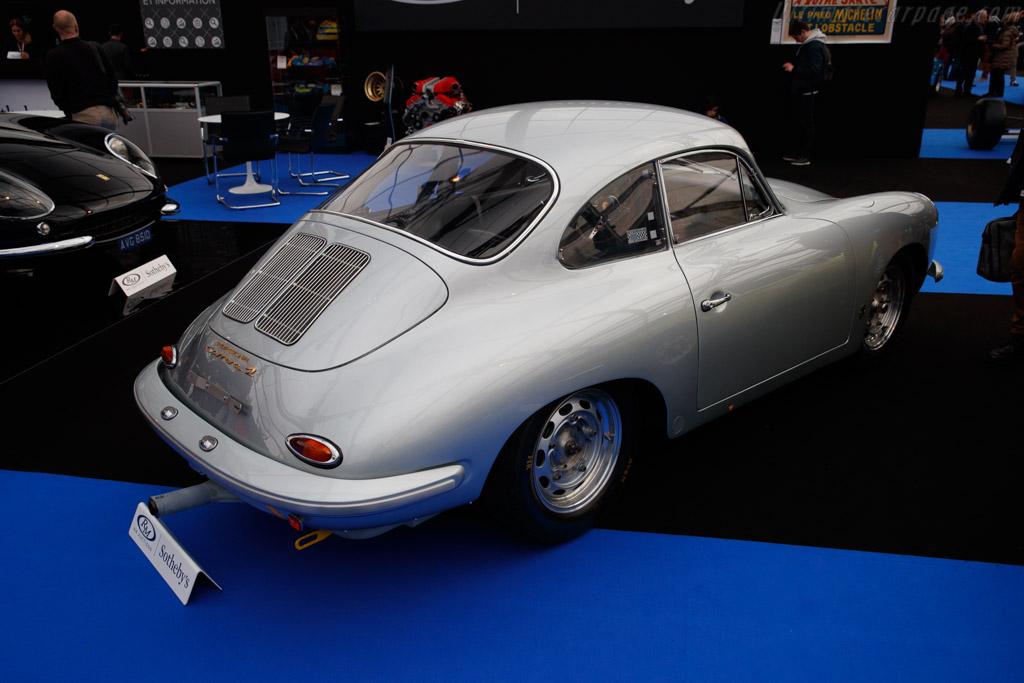 Porsche 356 B Carrera 2 Coupe - Chassis: 120314  - 2019 Retromobile