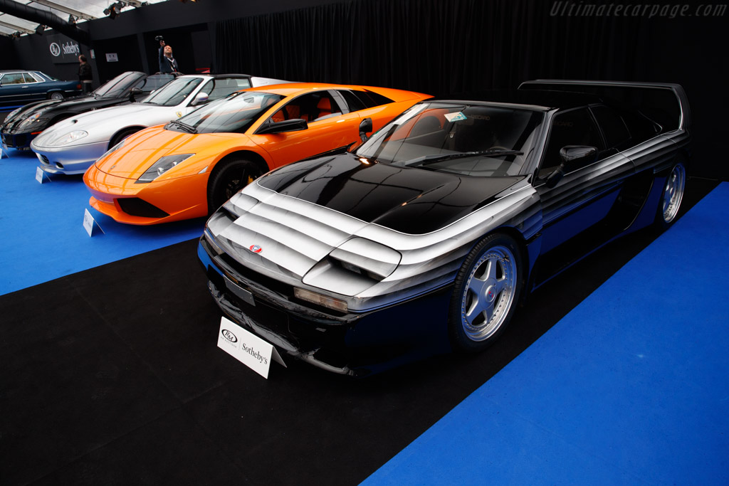 Venturi 400 GT Trophy - Chassis: VK8CHL61192CE0025   - 2019 Retromobile