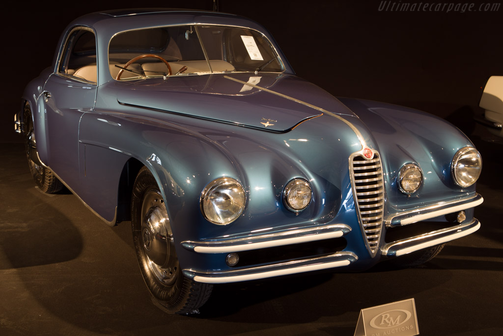 Alfa Romeo 6C 2500 SS Touring Coupe - Chassis: 915681   - 2014 Retromobile