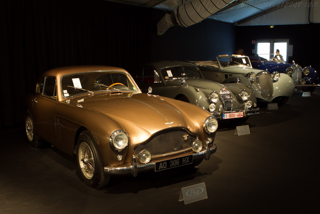 Aston Martin DB2/4 Mk III - Chassis: AM300/3A/1358   - 2014 Retromobile