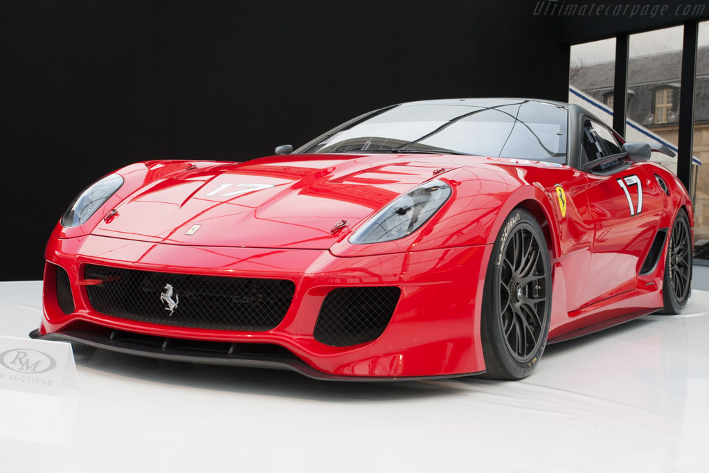 Ferrari 599XX - Chassis: 170354   - 2014 Retromobile