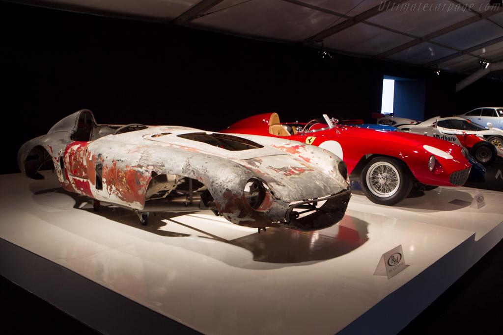 Ferrari 750 Monza - Chassis: 0498M   - 2014 Retromobile