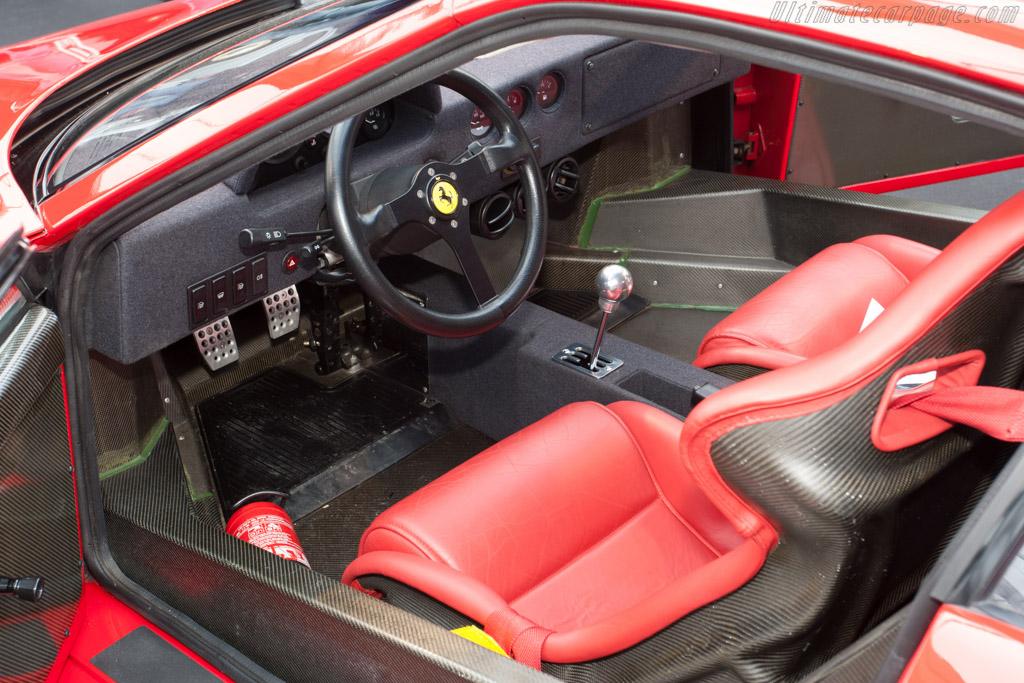 Ferrari F40 Chassis 82727 2014 Retromobile
