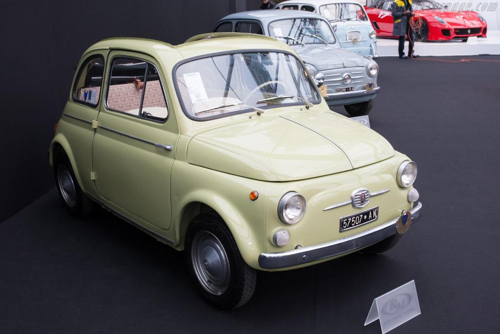 Fiat 500 D - Chassis: 100D 549400   - 2014 Retromobile