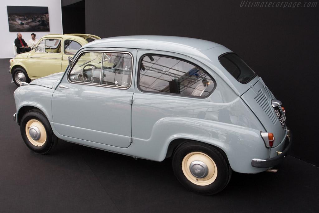Fiat 600 - Chassis: 100 144735   - 2014 Retromobile