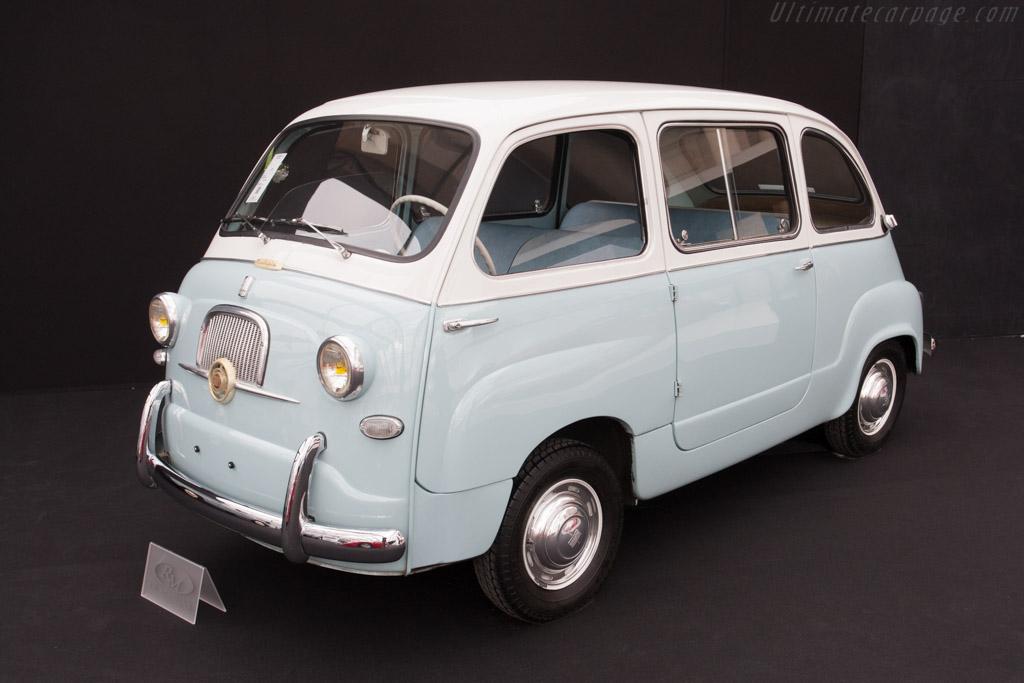 Fiat 600 Multipla - Chassis: 100.108.008524   - 2014 Retromobile