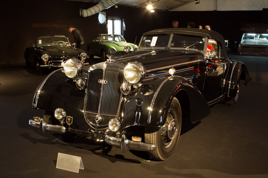 Horch 853A Spezial Roadster - Chassis: 854402   - 2014 Retromobile