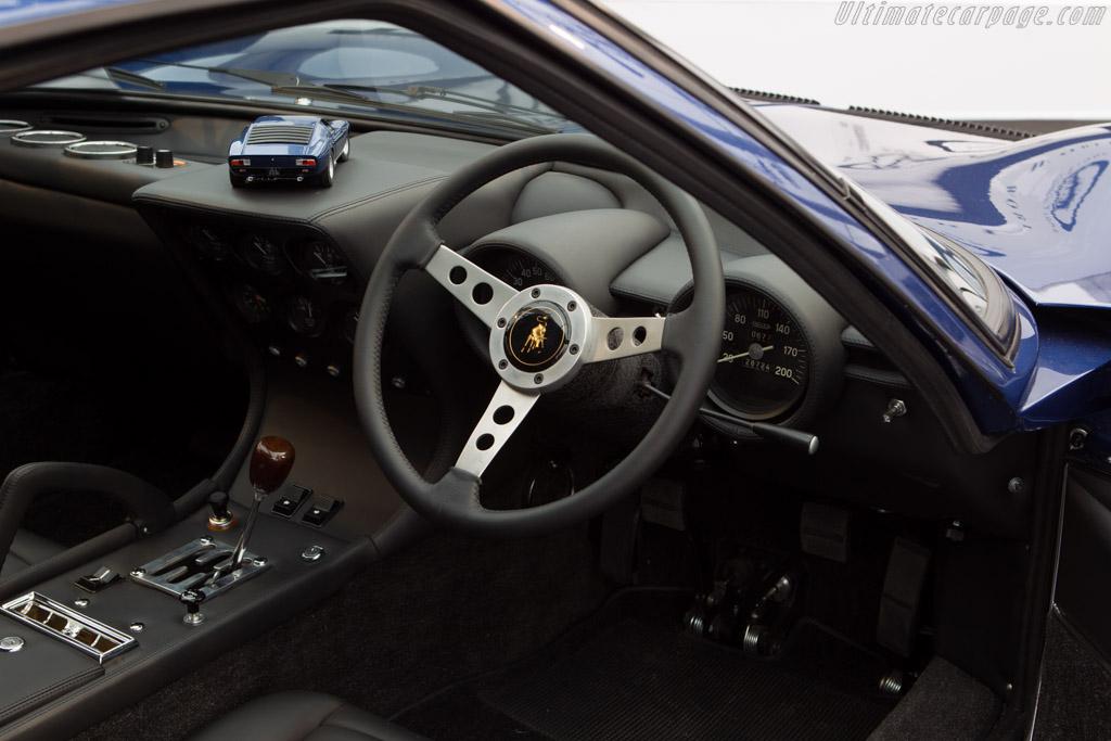 Lamborghini Miura P400 S - Chassis: 4863   - 2014 Retromobile