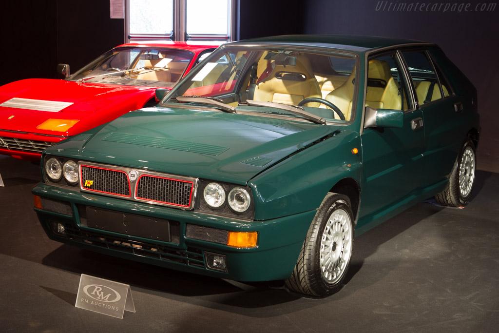 Lancia Delta Integrale Evoluzione - Chassis: ZLA831AB0 00576639   - 2014 Retromobile