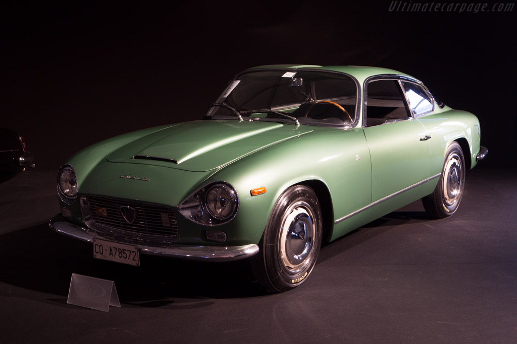 Lancia Flaminia 2.8 SS Zagato - Chassis: 826.232 002114   - 2014 Retromobile