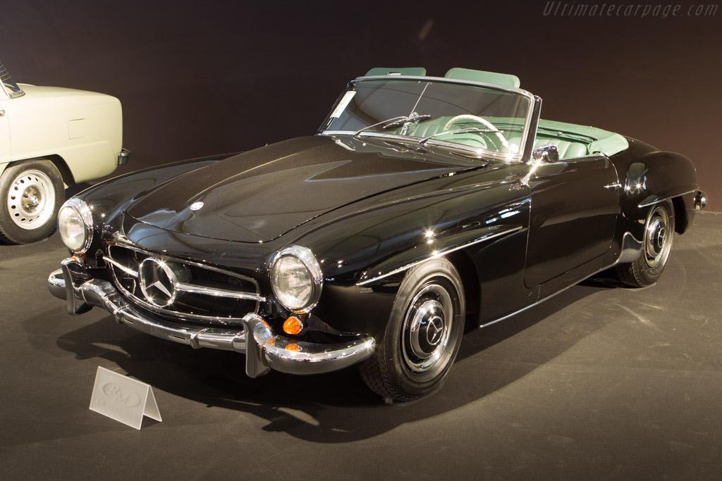 Mercedes-Benz 190 SL - Chassis: 121.040.10.017417   - 2014 Retromobile