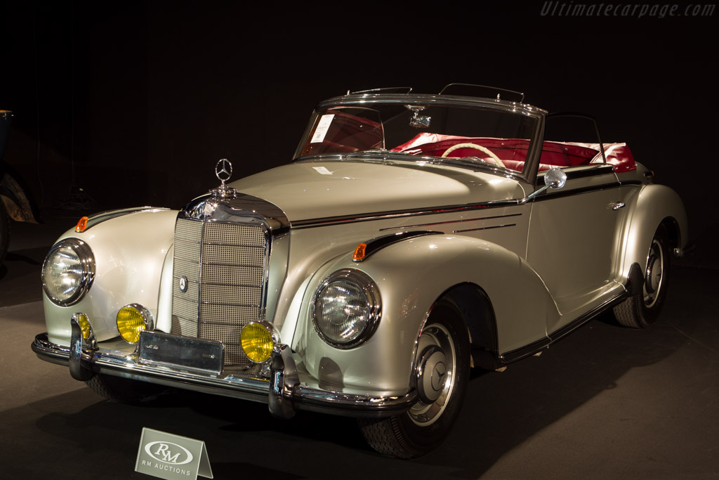 Mercedes-Benz 300 S Roadster - Chassis: 188.012.00301.53   - 2014 Retromobile