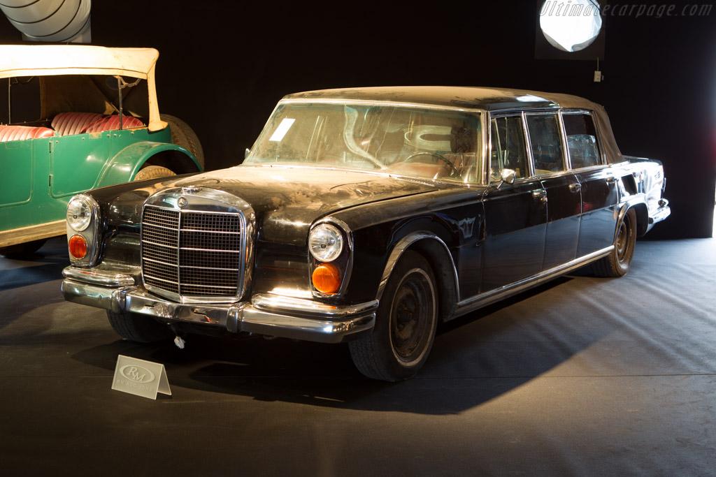 Mercedes-Benz 600 Pullman Landaulet - Chassis: 100.015.12.001861   - 2014 Retromobile