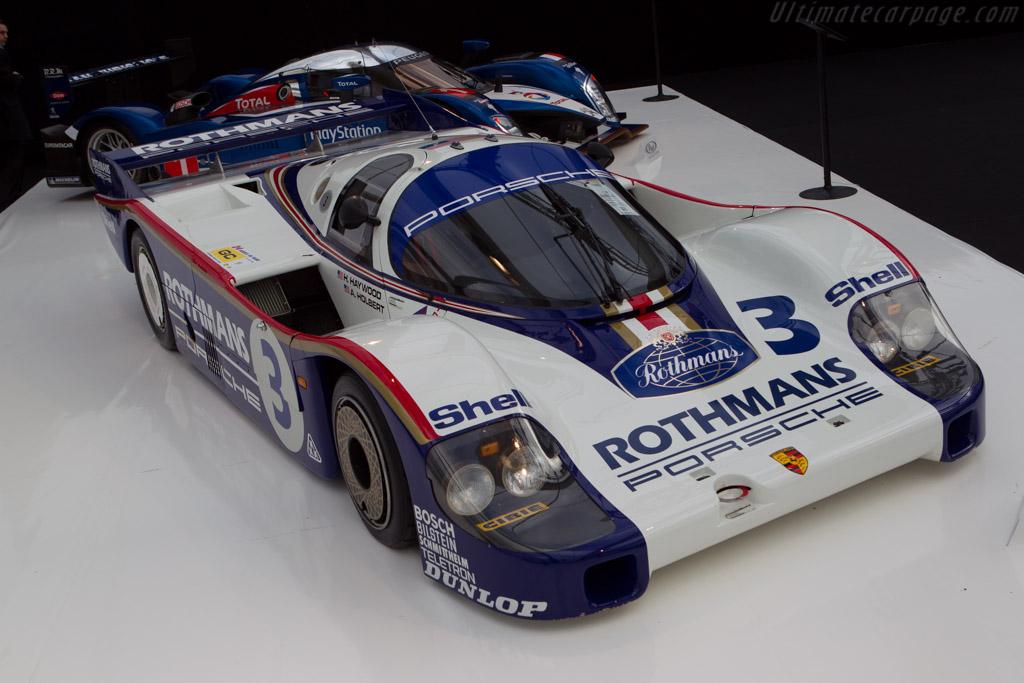 Porsche 956 - Chassis: 956-004   - 2014 Retromobile