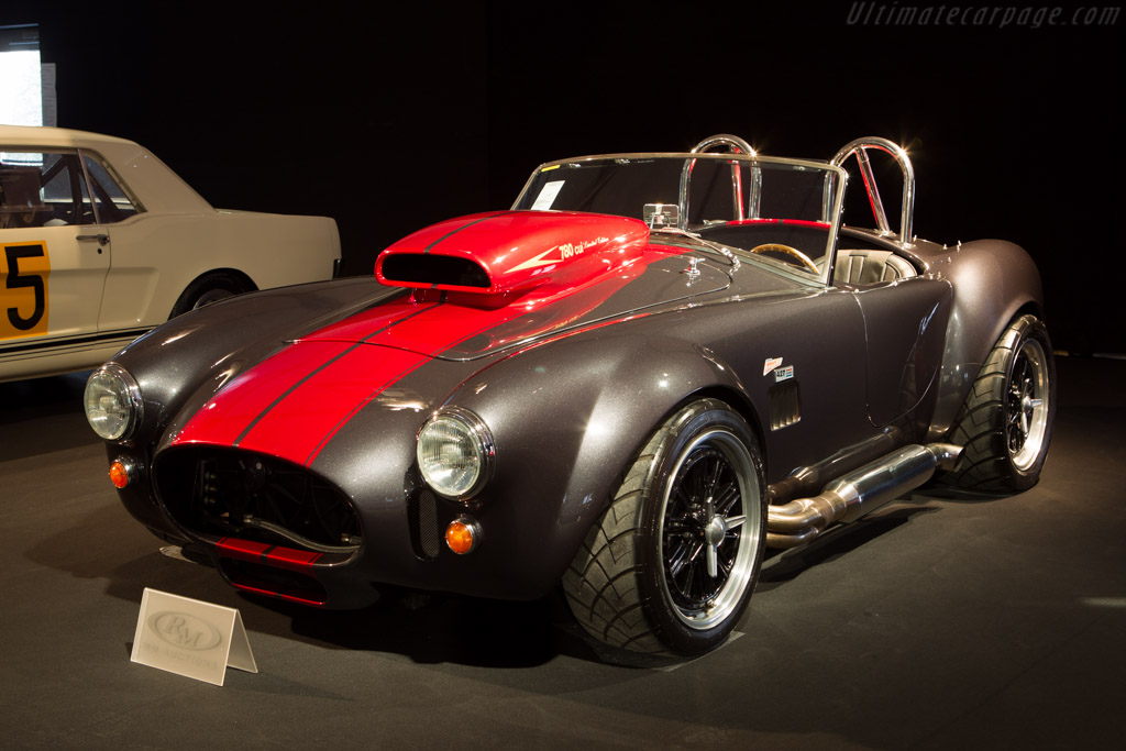 Weineck Cobra - Chassis: 150312BW   - 2014 Retromobile