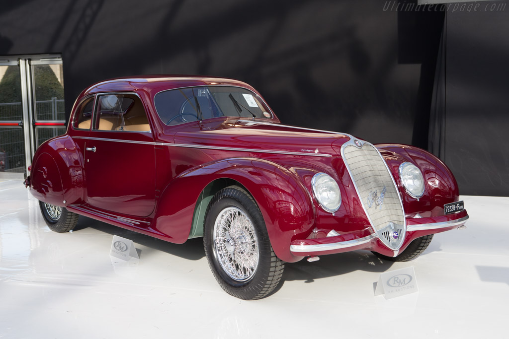 Alfa Romeo 6C 2500 S Touring Coupe - Chassis: 915033   - 2015 Retromobile