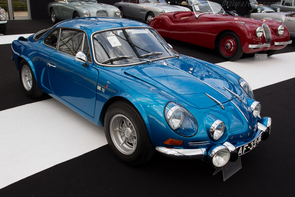 Alpine A110 - Chassis: 18183   - 2015 Retromobile