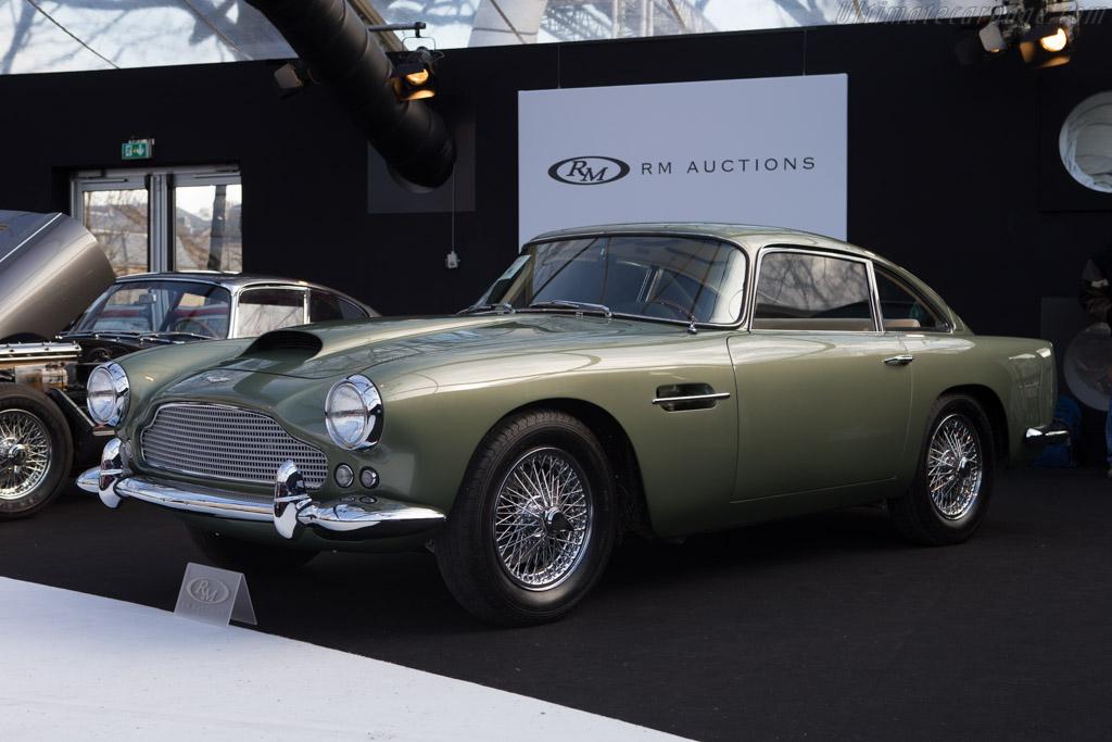 Aston Martin DB4 - Chassis: DB4/398/L   - 2015 Retromobile