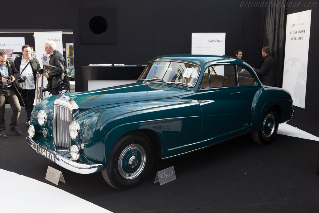 Bentley R-Type Continental Franay Coupe - Chassis: BC21D   - 2015 Retromobile