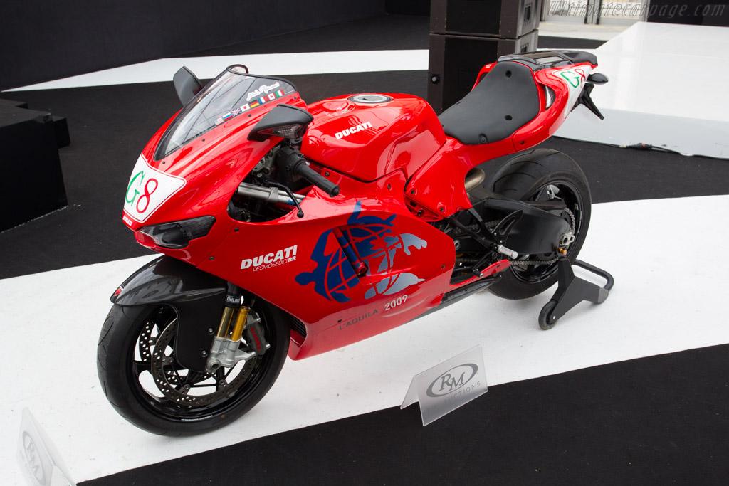 Ducati Desmocedici RR    - 2015 Retromobile
