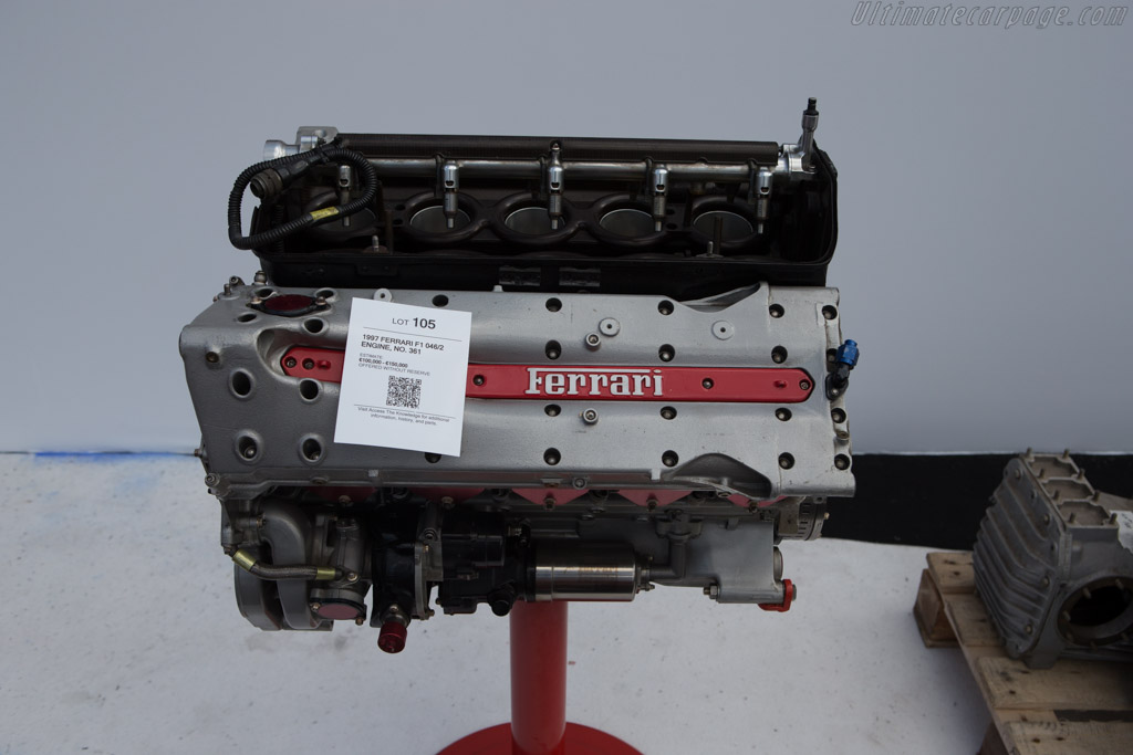 Ferrari 046/2    - 2015 Retromobile