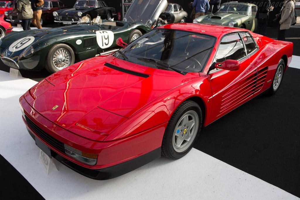 Ferrari Testarossa - Chassis: 79401   - 2015 Retromobile