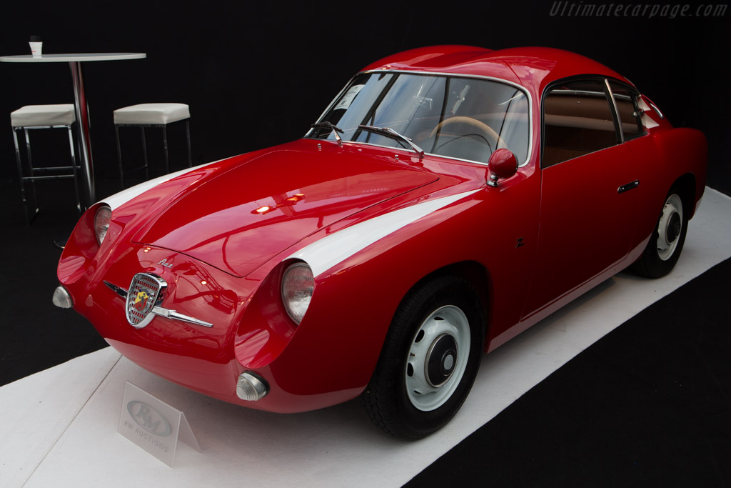 Fiat Abarth 750 GT - Chassis: 750.149 430930   - 2015 Retromobile